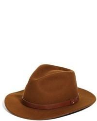 Sombrero de Lana en Tabaco