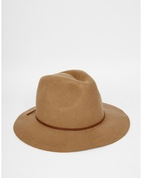 Sombrero de Lana en Tabaco de Brixton