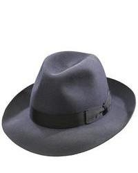 Sombrero de Lana Gris Oscuro