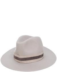 Sombrero de lana gris de Eleventy