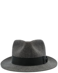Sombrero de lana gris de Rag and Bone