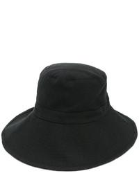 Sombrero de lana negro de Ann Demeulemeester