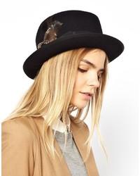 Comprar un sombrero negro  elegir sombreros negros más populares de ... 0cc9018be61