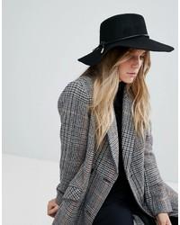 Sombrero de Lana Negro de Ted Baker