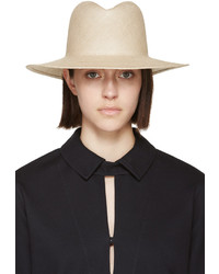 Sombrero de paja en beige de CLYDE