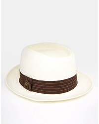 Sombrero de paja en beige de Goorin Bros.