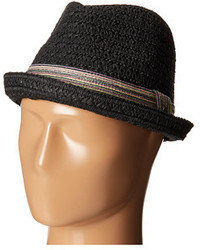 Sombrero de Paja Negro