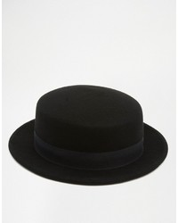 Sombrero negro de Asos