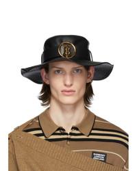 Sombrero negro de Burberry