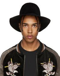 Sombrero Negro de Diet Butcher Slim Skin