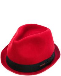 Sombrero rojo de DSQUARED2