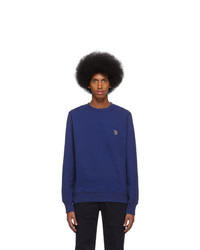 Sudadera azul marino de Ps By Paul Smith