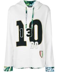 Sudadera blanca de Dolce & Gabbana