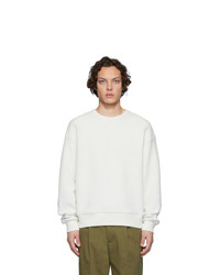 Sudadera blanca de Dries Van Noten