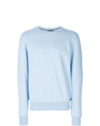 Sudadera celeste de Calvin Klein Jeans