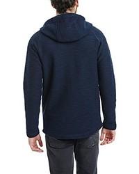 Sudadera con capucha azul marino de Bench