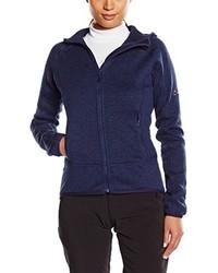 Sudadera con capucha azul marino de Berghaus