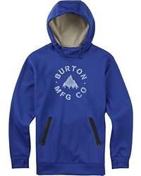 Sudadera con capucha azul de Burton
