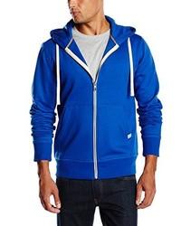 Sudadera con capucha azul de Jack & Jones