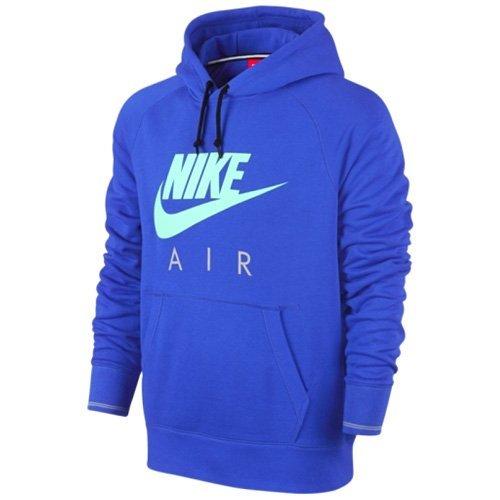 Capucha Con Nike Azul Sudadera De 0PXNOknw8Z