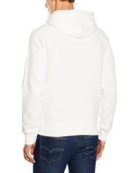 Sudadera con capucha blanca de Gant