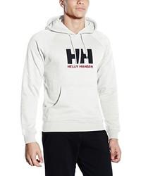 Sudadera con capucha blanca de Helly Hansen