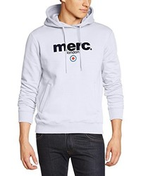Sudadera con capucha blanca de Merc of London