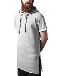 Sudadera con capucha blanca de Urban Classics