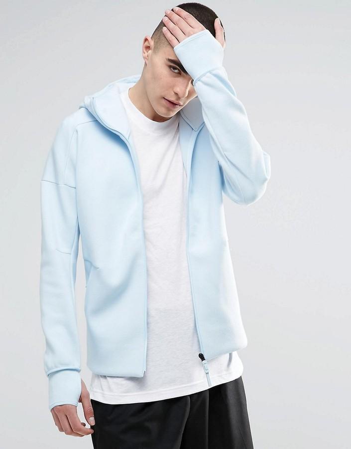 Sudadera Adidas De Capucha Con Celeste rdWxoeEQCB