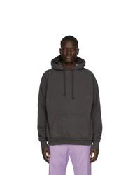 Sudadera con capucha en gris oscuro de Noon Goons
