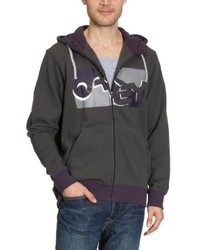 Sudadera con capucha en gris oscuro de Oakley