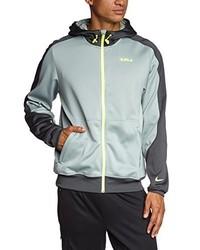 Sudadera con capucha en verde menta de Nike