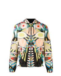 Sudadera con capucha estampada en multicolor de Givenchy