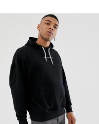 Sudadera con capucha estampada negra de Good For Nothing
