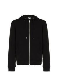 Sudadera con capucha estampada negra de Kenzo