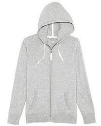 Sudadera con capucha gris original 420444