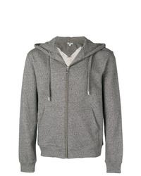 Sudadera con capucha gris de Kenzo