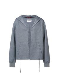 Sudadera con capucha gris de Oamc