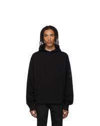 Sudadera con capucha negra de AFFIX