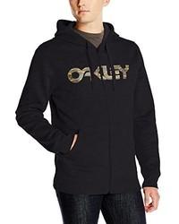 Sudadera con capucha negra de Oakley