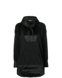 Sudadera con capucha negra de Undercover