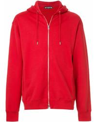 Sudadera con capucha roja original 418608