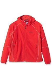 Comprar una sudadera con capucha roja Columbia | Moda para