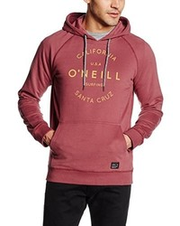 Sudadera con capucha rosa de O'Neill