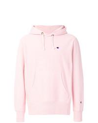 nueva estilos d5bf9 a2b11 Comprar una sudadera con capucha rosada Champion   Moda para ...