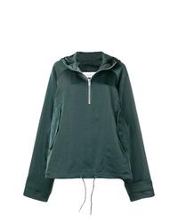 Sudadera con capucha verde oscuro de Golden Goose Deluxe Brand