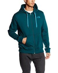 Sudadera con capucha verde oscuro de The North Face