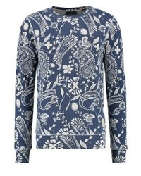 Sudadera de paisley en multicolor de Scotch & Soda
