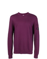 Sudadera en violeta de CP Company