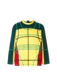 Sudadera estampada en multicolor de Craig Green